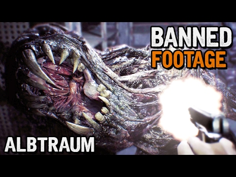 Resident Evil 7 Banned Footage DLC 1 German Gameplay - Albtraum