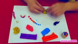 как сделать аксессуары для кукол из пластилина