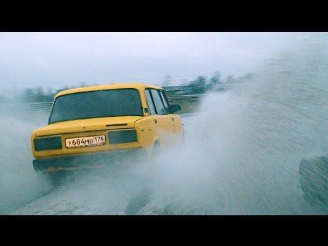 Лимузин из Жигулей / Test-Drive Russian Limousine! БАНАН #6
