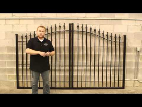 5 Things to Look for When Buying a Wrought Iron, Steel or Aluminum Driveway Gate