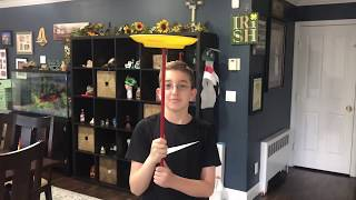 Plate Spinning Tips And Tricks For Circus Fun: Great For Kids