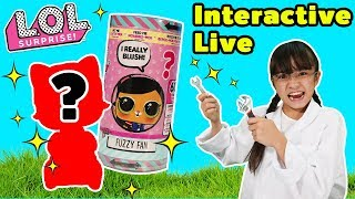 บรีแอนน่า | ตุ๊กตาสัตว์เลี้ยง LOL คืนชีพ พูดได้ 60 เสียง | ของเล่นใหม่ Interactive Live Surprise LOL