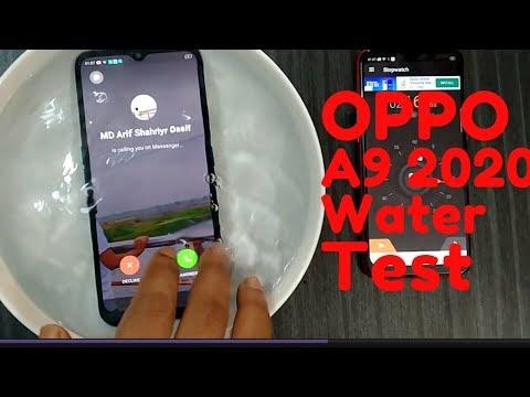 Oppo a5s tahan air.