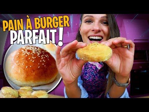 comment-faire-des-pains-à-burgers-parfait?🍔