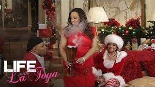 La Toya Gets a Visit from Santa | Life with La Toya | Oprah Winfrey Network