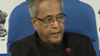 Global crisis affecting Indian economy: Pranab
