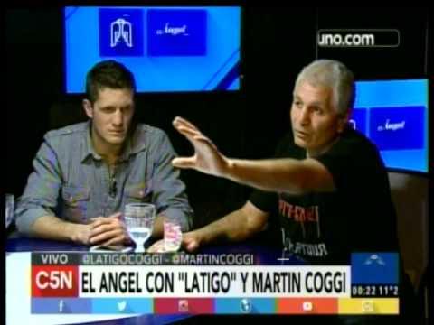 C5N - El Angel de la Medianoche con Latigo y Martin Coggi