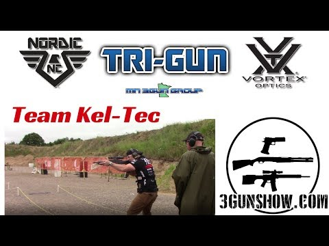 Team KEL-TEC At The 2017 Nordic Vortex Tri-Gun