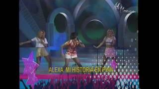 """Alexa: mi historia en el grupo PINN (Lanzamiento en """"Siempre en domingo"""")"""