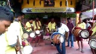 Sri Naaga Kanni Urumi Melam at teluk intan chitrapournami 2