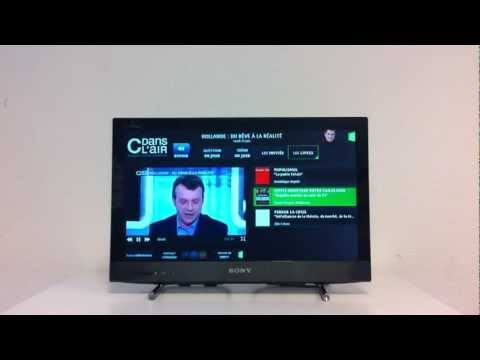 HbbTV Lausanne (Citycable)