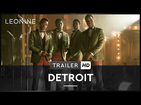 DETROIT | Trailer | Offiziell | KINOSTART: 23. NOVEMBER 2017