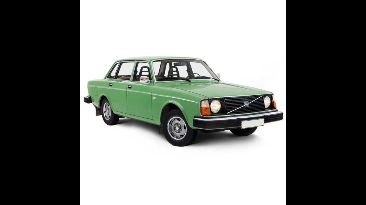 Volvo 240 - Service Manual - Wiring Diagrams
