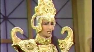 Club Kids fashion show Joan Rivers