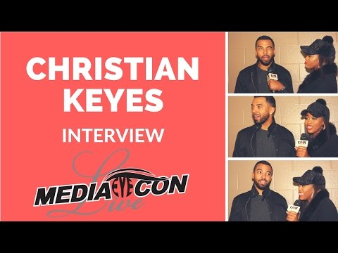 MediaEycon And Christian Keyes Interview