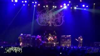Suffocation en Chile 02/08/13 - Teatro Caupolican (Full Show HD)