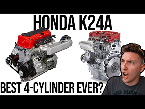 Honda K24A: Everything You Need to Know