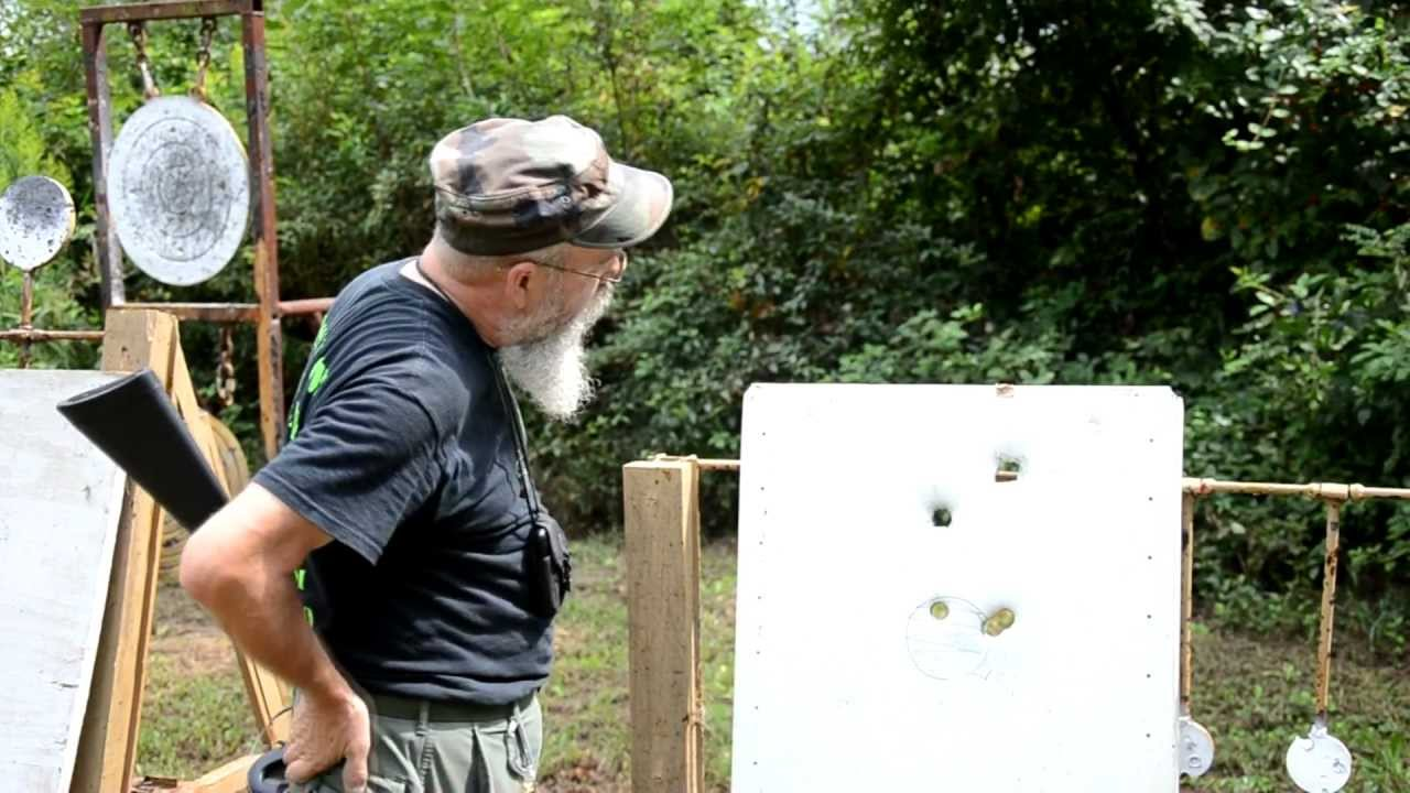 12 Gauge Breaching Round Basics & 12 Gauge Breaching Round Basics - YouTube