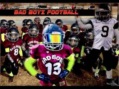 8U STL Bad Boyz FOOTBALL  We Dem Boyz  YOUTH BALLERS
