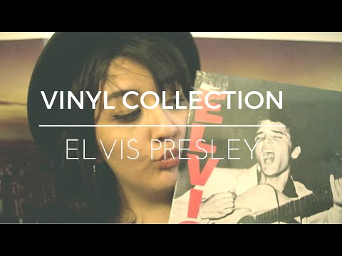 - Elvis Presley Vinyls - Vinyl Collection Part 2. -