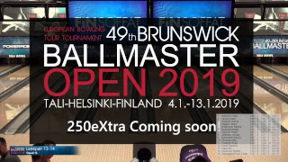Brunswick Ballmaster Open 2019 - squad 13