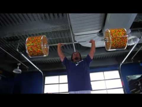 Marshawn Lynch Gears Up for NFL Season with Skittles