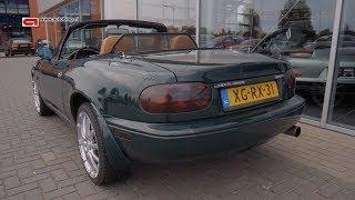 Mijn auto: Mazda MX-5 van Julian