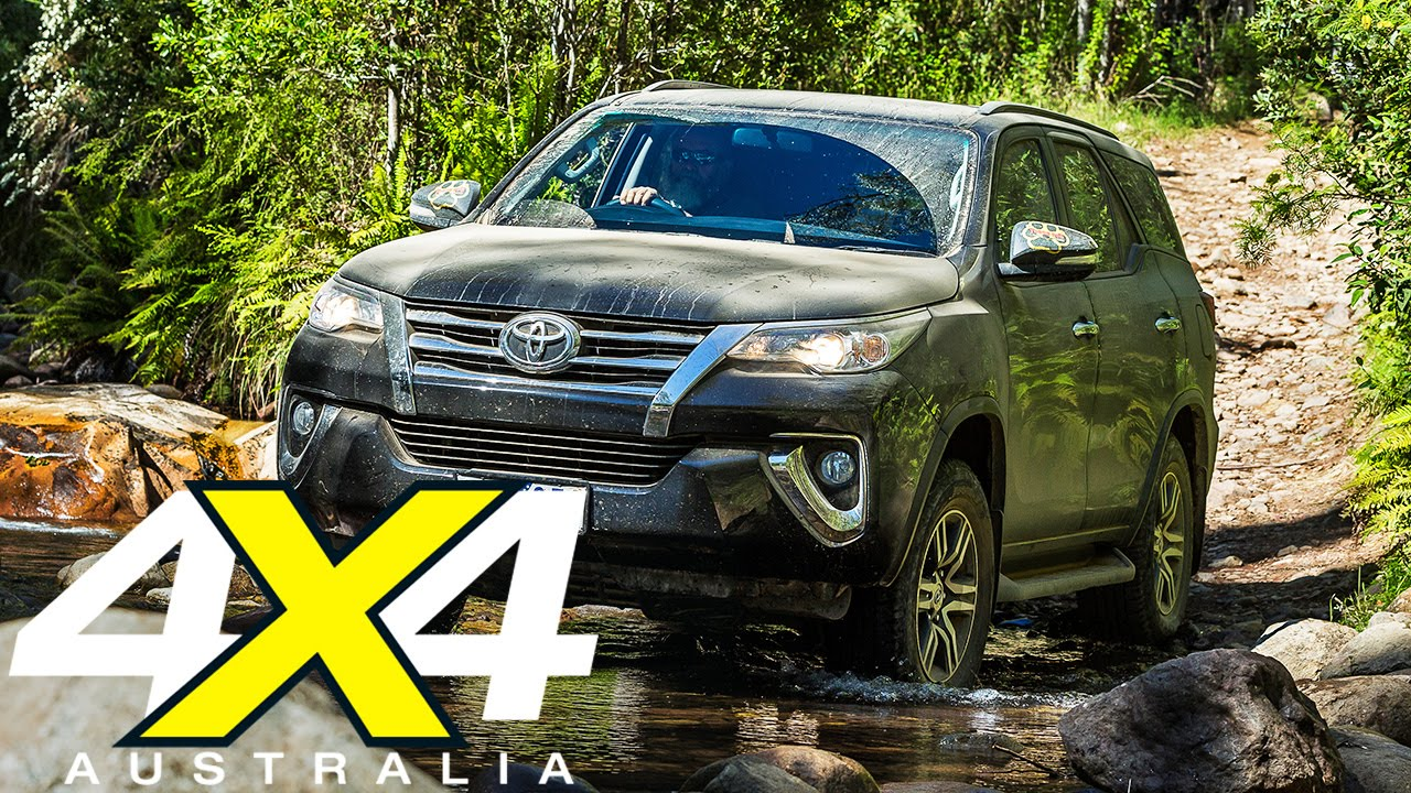 Toyota fortuner gxl 4x4 of the year finalist 2015 4x4 australia youtube