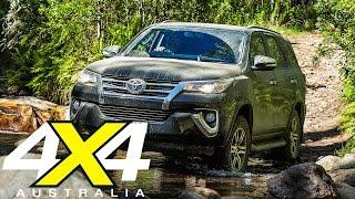 Toyota Fortuner GXL | 4X4 Of The Year finalist 2015 | 4X4 Australia