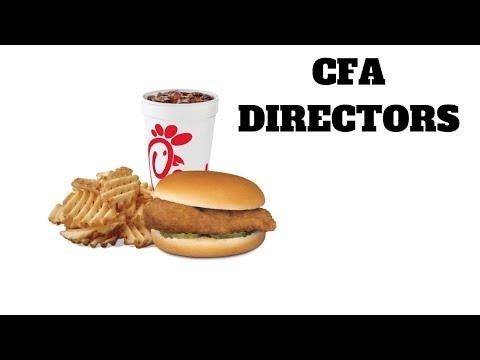 Chick-fil-A University Place Directors Charlotte, NC