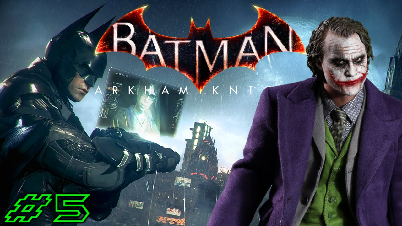 batman arkham knight let 39 s play 5 facecam die suche nach oracle hd youtube. Black Bedroom Furniture Sets. Home Design Ideas