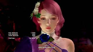 Tekken 6 (Xbox 360) Arcade Battle as Alisa
