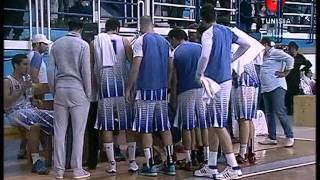 Basketball Tournoi Zonal CACC Club Africain vs Etoile Sportive de Rades 2ème mi tp