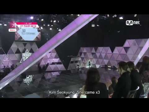 Produce 101 Jeon Somi Audition