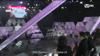 Produce 101 jeon somi audition