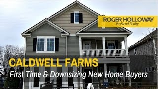 Caldwell Farms CalAtlantic Homes for Sale