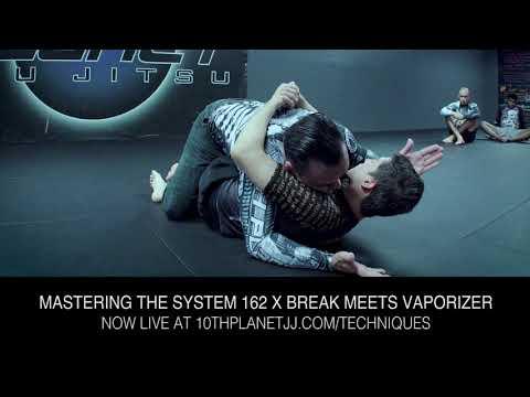 MTS 162 X Break Meets Vaporizer