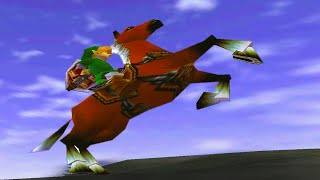Legend of Zelda: Ocarina of Time Intro (Without Logo) | Quick Slip