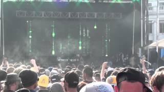 Denver 420 Rally 2014 B.O.B. Throwback HD