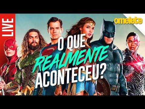 A verdade sobre Zack Snyder e a Liga | OmeleTV AO VIVO