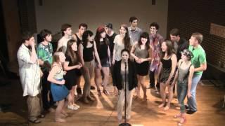 X-Factors A Cappella: Stuck Like Glue