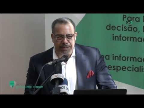 A Crise Económica em Angola: Causas e Efeitos - Dr. Carlos Rosado