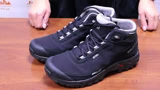 Обзор: Ботинки мужские Salomon Shelter