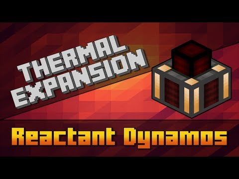 Thermal Expansion - Reactant Dynamos