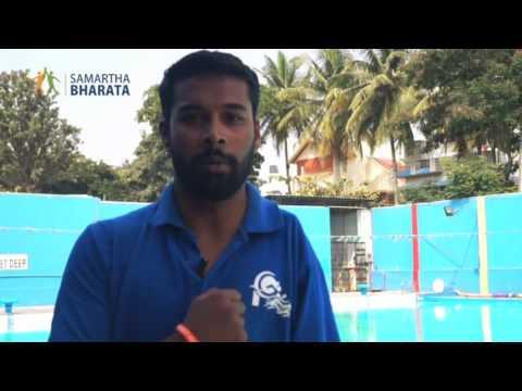 Sharath Gayakwad, Paralympic Swimmer & Arjuna Awardee
