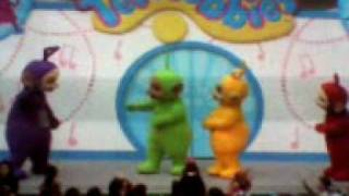 Teletubbies Dance Tour 2009 Live-Follow My Leader Dance Remix