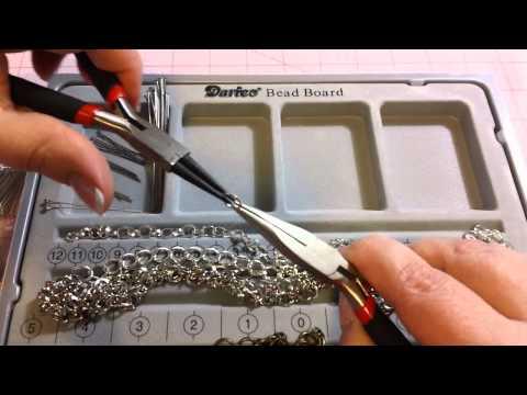 Charm Bracelet Tutorial #1 - Supplies & Tools