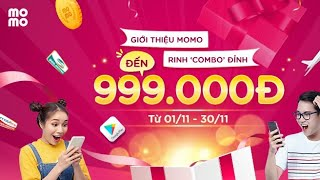 Ví Momo Nhận 1 Triệu Tiền Mặt Khi Liên Kết ATM Agribank Với Ví Momo