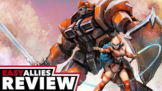 Panzer Paladin - Easy Allies Review (Video Game Video Review)