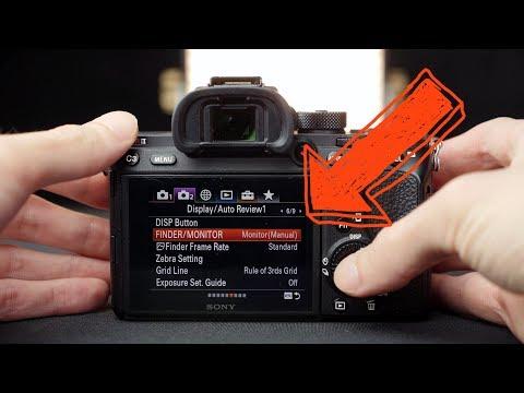 Three Custom Settings I Always Use With Sony Cameras
